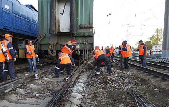 Авария на путях в Твери задержала 40 поездов Москва — Санкт