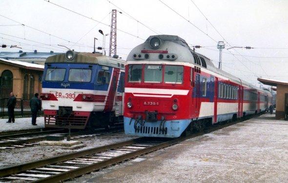 Дизель-поезда из фотоархива nik276. - Журнал Александра Гурина