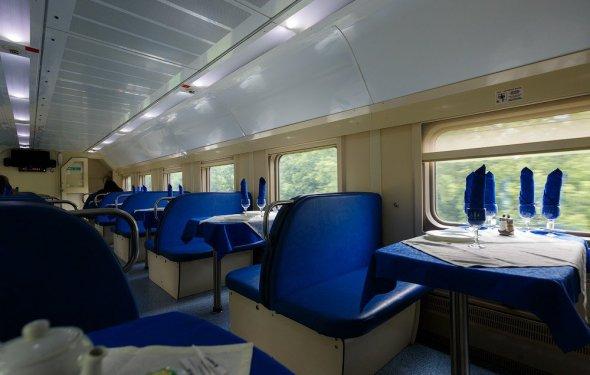 Двухэтажный поезд Москва - Казань (фото) » в блоге «Транспорт и