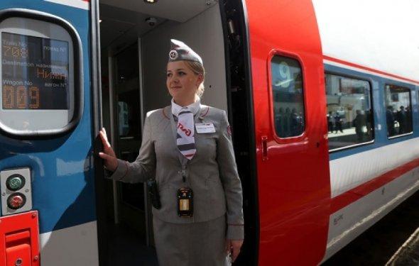 Из Москвы в Нижний Новгород отправился первый скоростной поезд