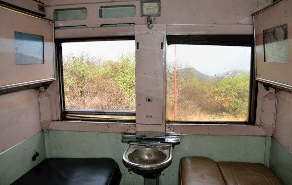 купе в поезде фото украина