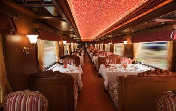 Лучший поезд в мире - Журнал обо всём на свете