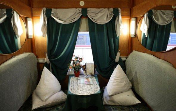 Мобильный билет» - Фирменный поезд Кавказ № 003 / 004