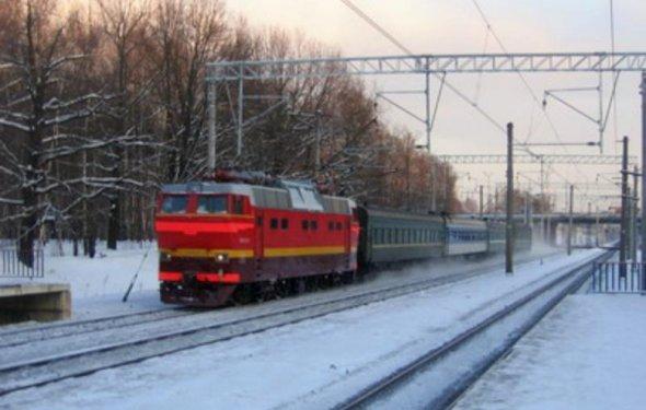 На поезда «Санкт-Петербург-Великие Луки» и «Псков-Санкт-Петербург