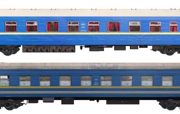 Пассажирские вагоны - Каталог файлов - Виртуальные поезда