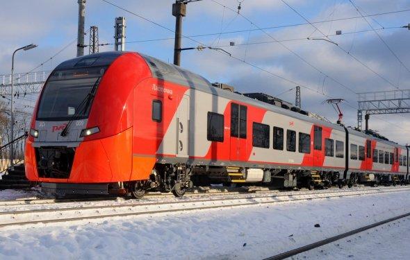 Поезд Ласточка соединит Барнаул и Новосибирск | top54.city