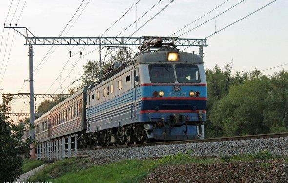 Поезда дальнего следования на Савеловском направлении. Часть 4
