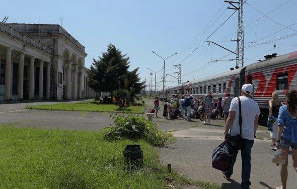 РЖД не вернет деньги пассажирам поезда Санкт-Петербург - Сухум