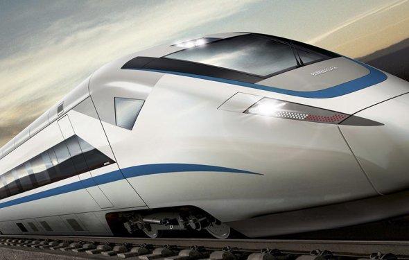 самых быстрых поездов в мире