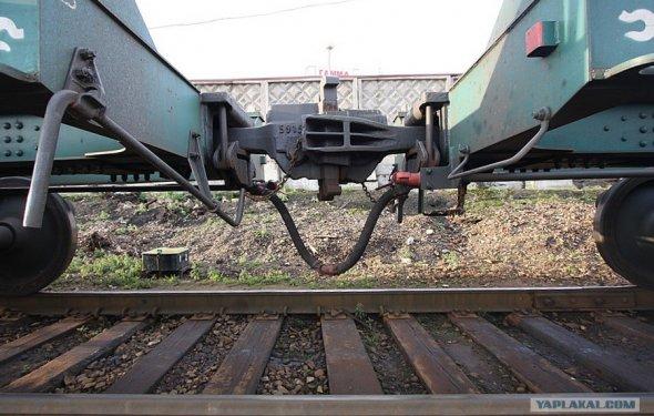 Сцепное устройство вагонов - ЯПлакалъ