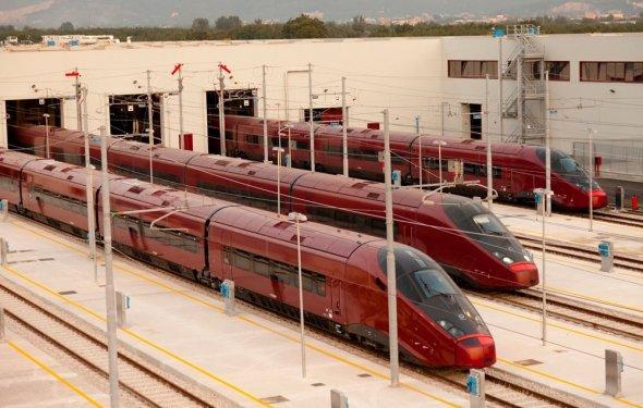 Скоростные поезда Italo от Ferrari: из Италии в Германию и Австрию