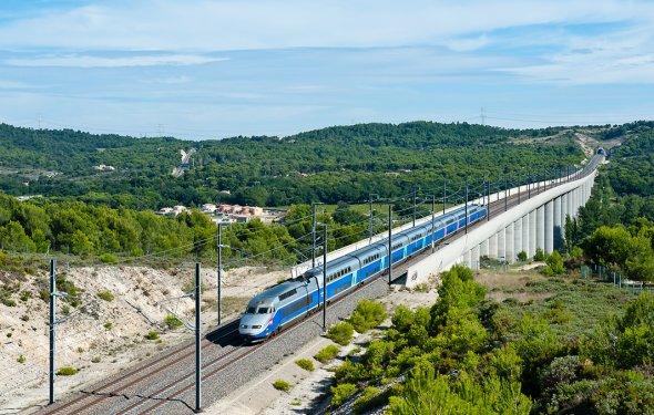 TGV: скидки на скоростные поезда Франции, билеты от 19 EUR