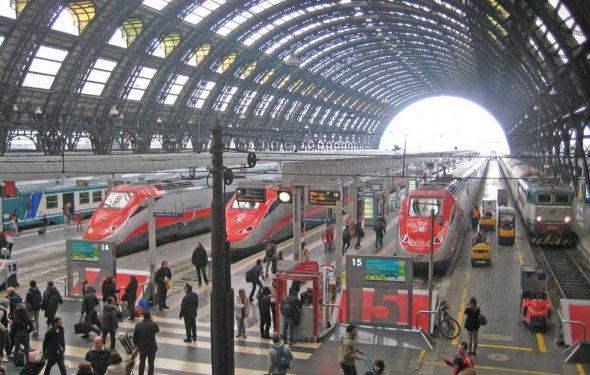 TRENITALIA: самостоятельные путешествия поездами в Италии – какой