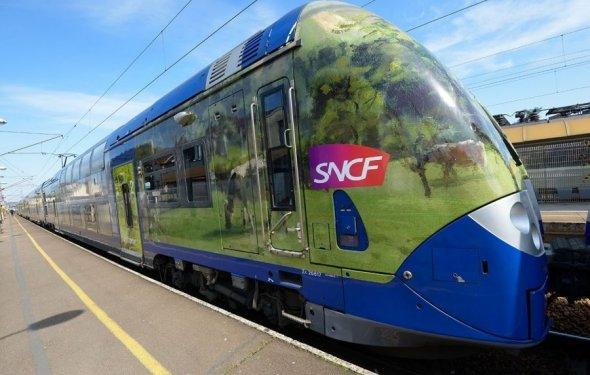 В Японии и Франции появились поезда-галереи