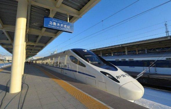 Высокоскоростные поезда Китая | Самые свежие новости