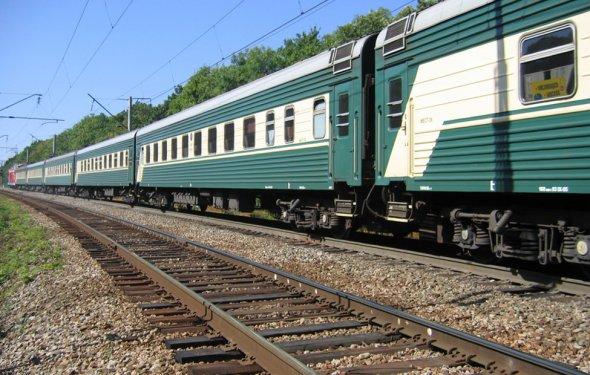 Всеобщая история фирменных поездов и региональных окрасок на ЖД