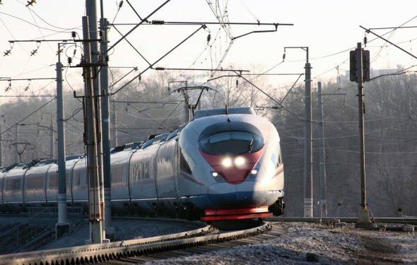 Всё о поезде Сапсан