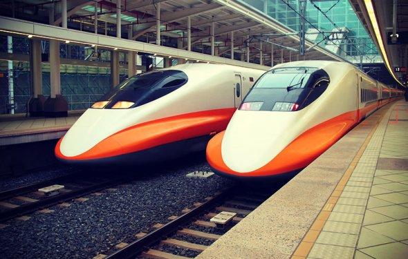 Железнодорожный транспорт Европы и скоростные европейские поезда